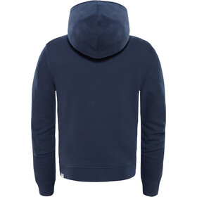 The North Face Drew Peak Pullover Capuchon Trui Kinderen, cosmic blue/high rise gr